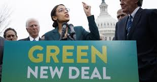 Dietro i progetti del Green New Deal. Follow the money