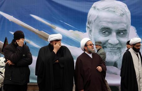 Donald, Bibi and Soleimani 2). Secondo Haaretz.