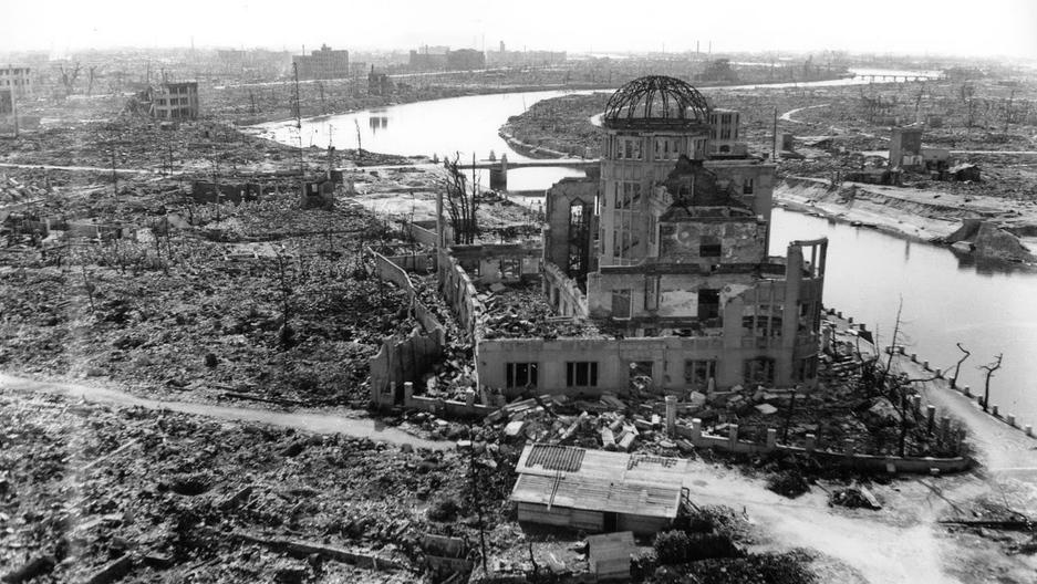Hiroshima, le menzogne e il falso mito. Fu un atto politico verso l'URSS, l'inizio della Guerra Fredda.